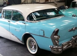 Classic Buick for weddings in Windsor